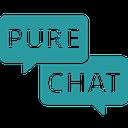PureChat logo