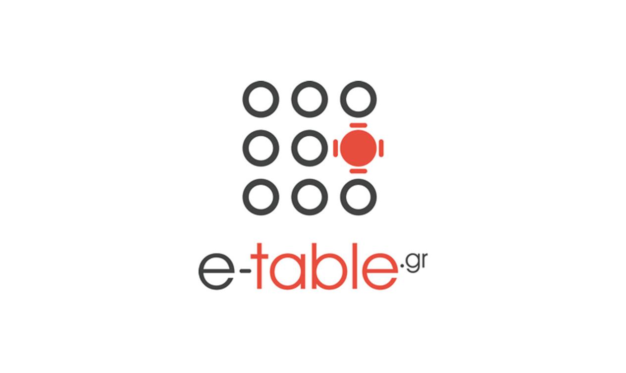 e-table.gr logo