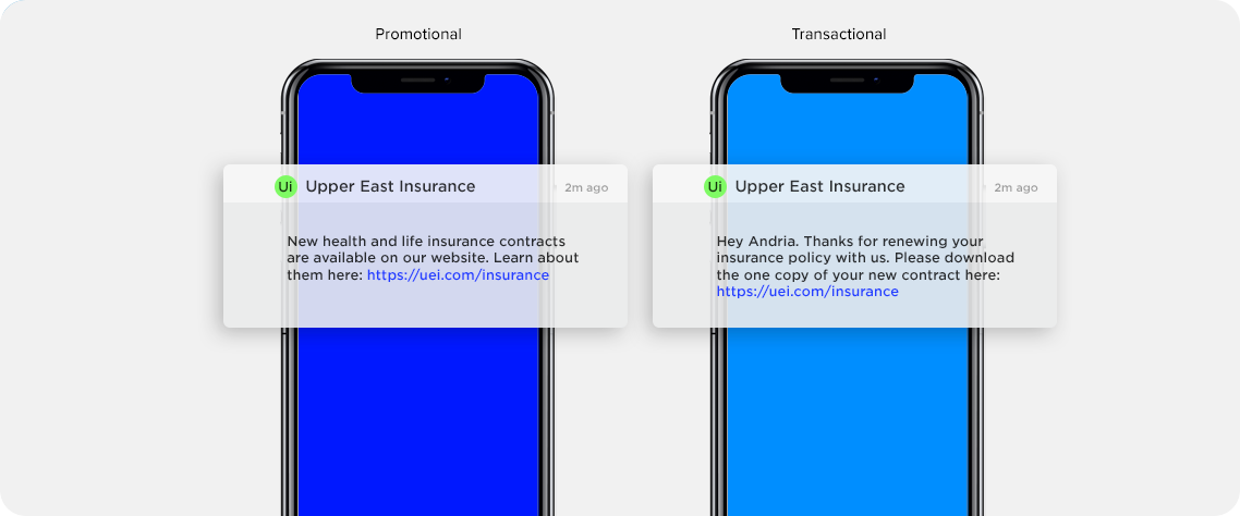 mobile push notification, Mobile Push Notification