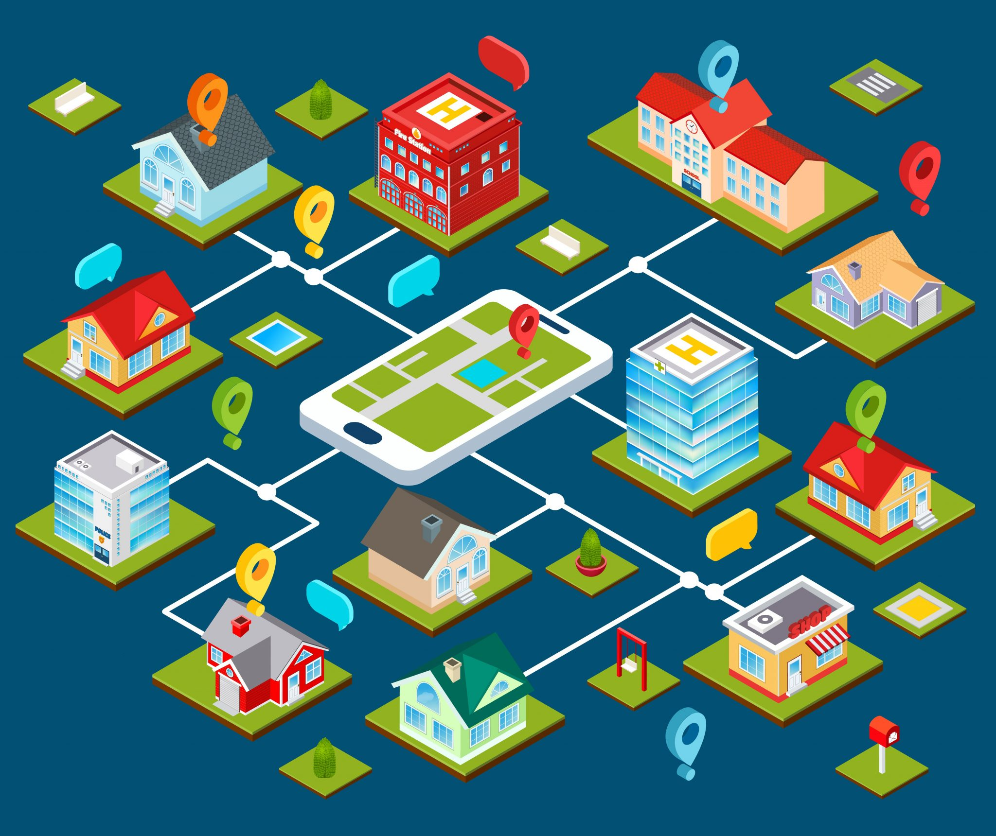 Geofence Alerts, Geofence alerts: How to Use Location-Based Push Notifications