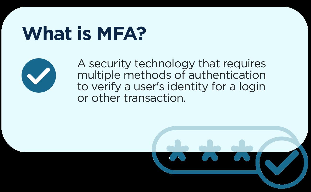 definition of mfa